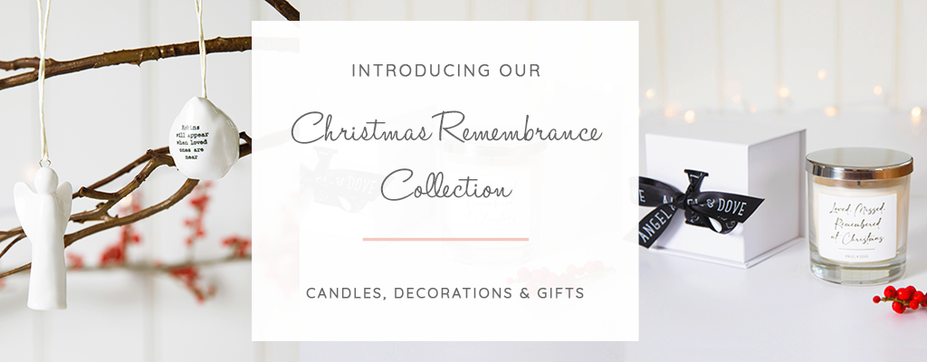 Introducing Our Christmas Remembrance Gifts Collection
