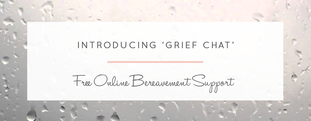 Grief Chat Free Online Bereavement Support