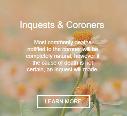 Inquests and Coroners