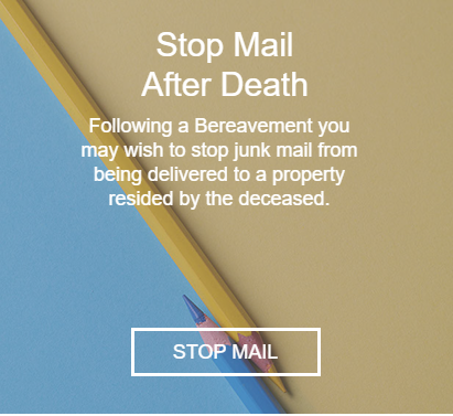 Stop Post After a Death