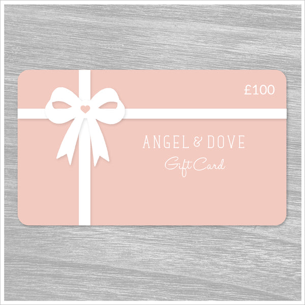 Angel & Dove Gift Card Voucher (Instant Delivery via Email) - Angel & Dove