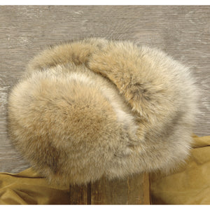 Russian Coyote Hat