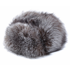 Russian Silver Fox Hat