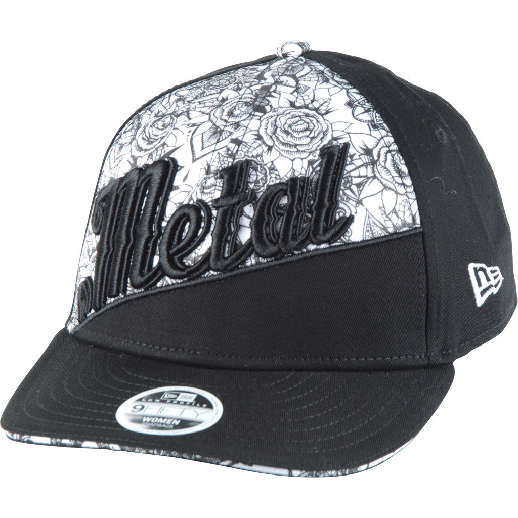 Women's Metal Mulisha Hush Athletic Snapback
