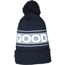 Load image into Gallery viewer, Boy's Hot Paws Good Vibes Droop Beanie