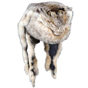 """NEW"" Canada Lynx Mountain Man Hat"