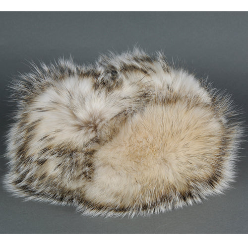 Russian Badger Fur Hat