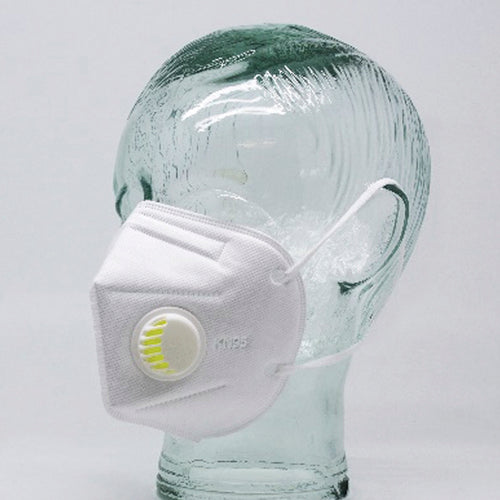World Famous 5 Layer Mask w/One Way Valve
