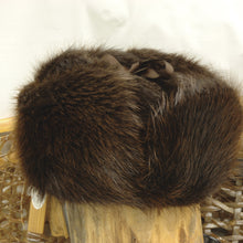 Load image into Gallery viewer, Natural Beaver Jockey Style Hat