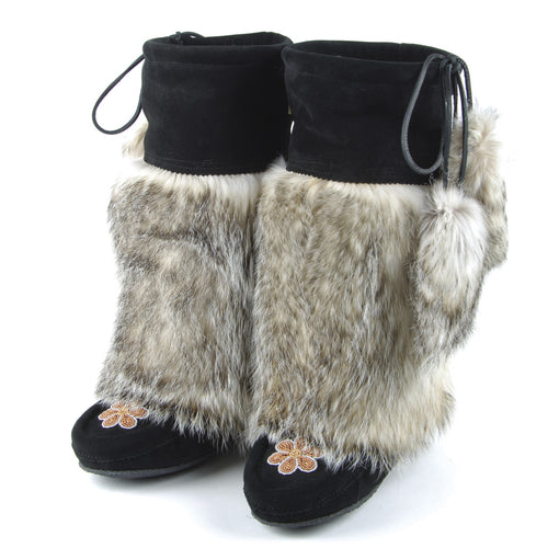 Custom Hand Made Badger Mukluks