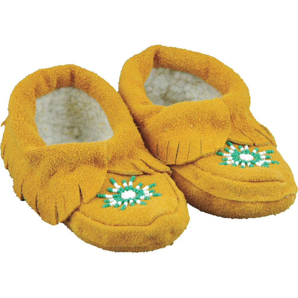 Children's Genuine Handmade Moccasins