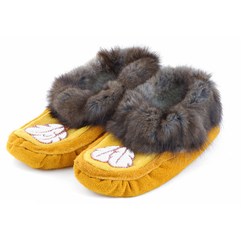 Ultra Deluxe Muskrat Moccasins