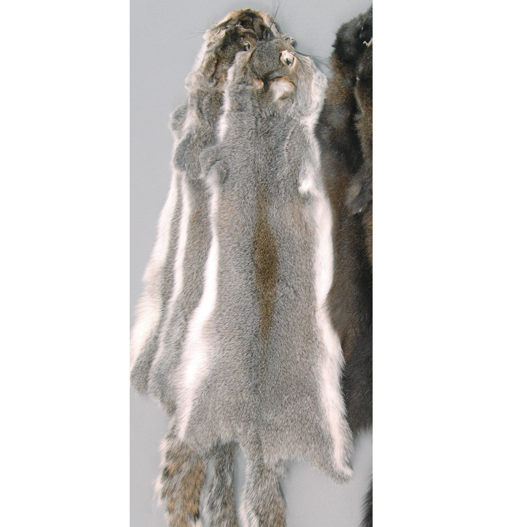 Wild Squirrel Fur Dressed