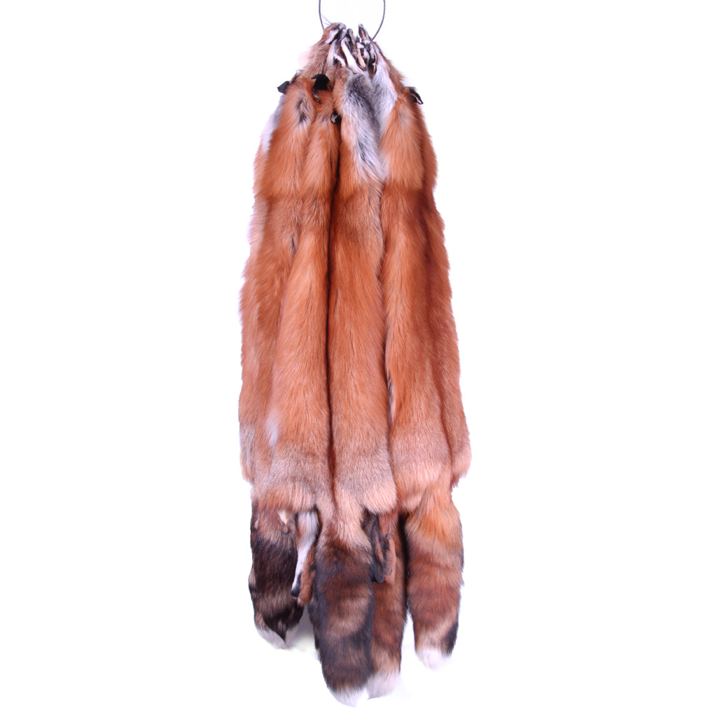 Ranch Red Fox Skins