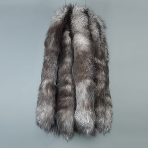 Silver Fox Tail Strip