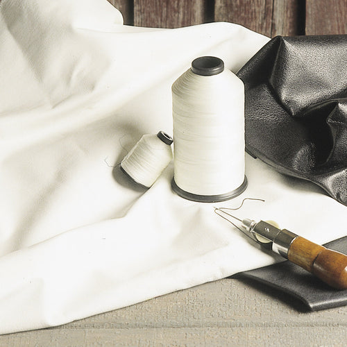 Garment Leather (Cowhide) White