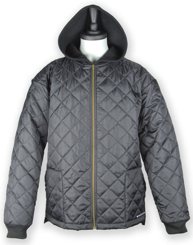 Men's Hooded Freezer Jacket