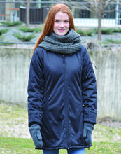 Load image into Gallery viewer, Women's Misty Aquarius Soft Shell Coat
