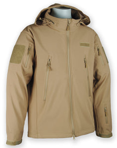 Men's Misty Concealed Carry Soft Shell Jacket