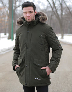 Men's Misty Mountain Predator Parka