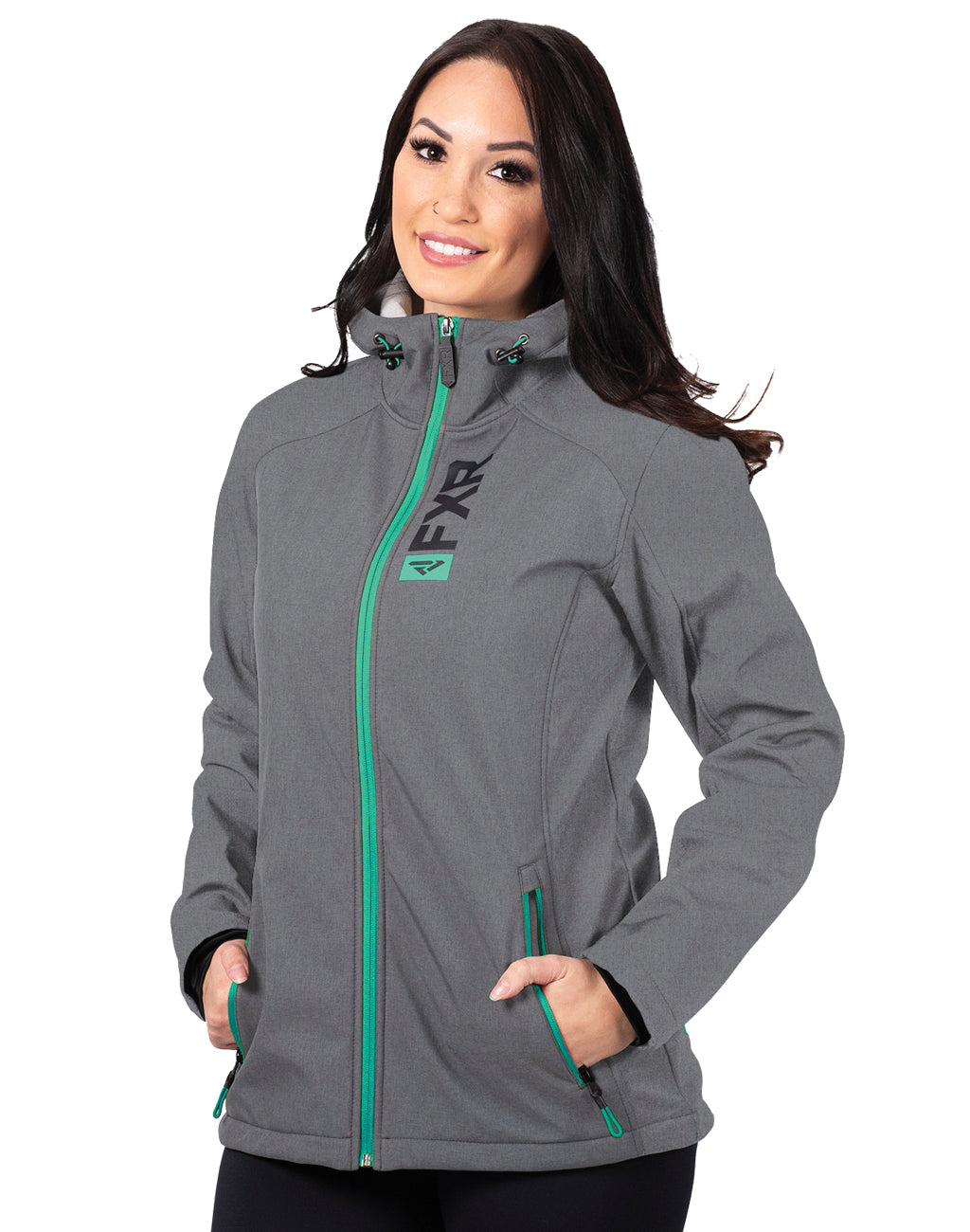 Women's FXR Pulse Softshell Jacket