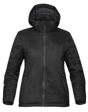 Load image into Gallery viewer, Women's Stormtech Black Ice Thermal Jacket