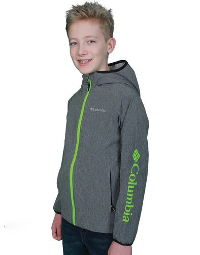 Boy's Columbia Rocky Range Jacket