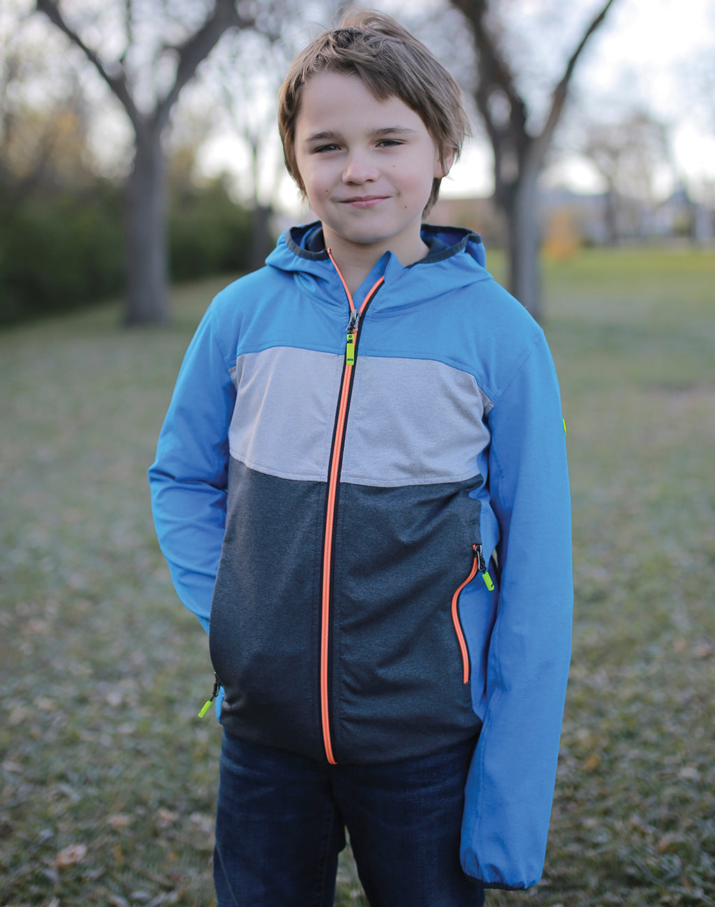 Boy's Killtec Barrico Jacket
