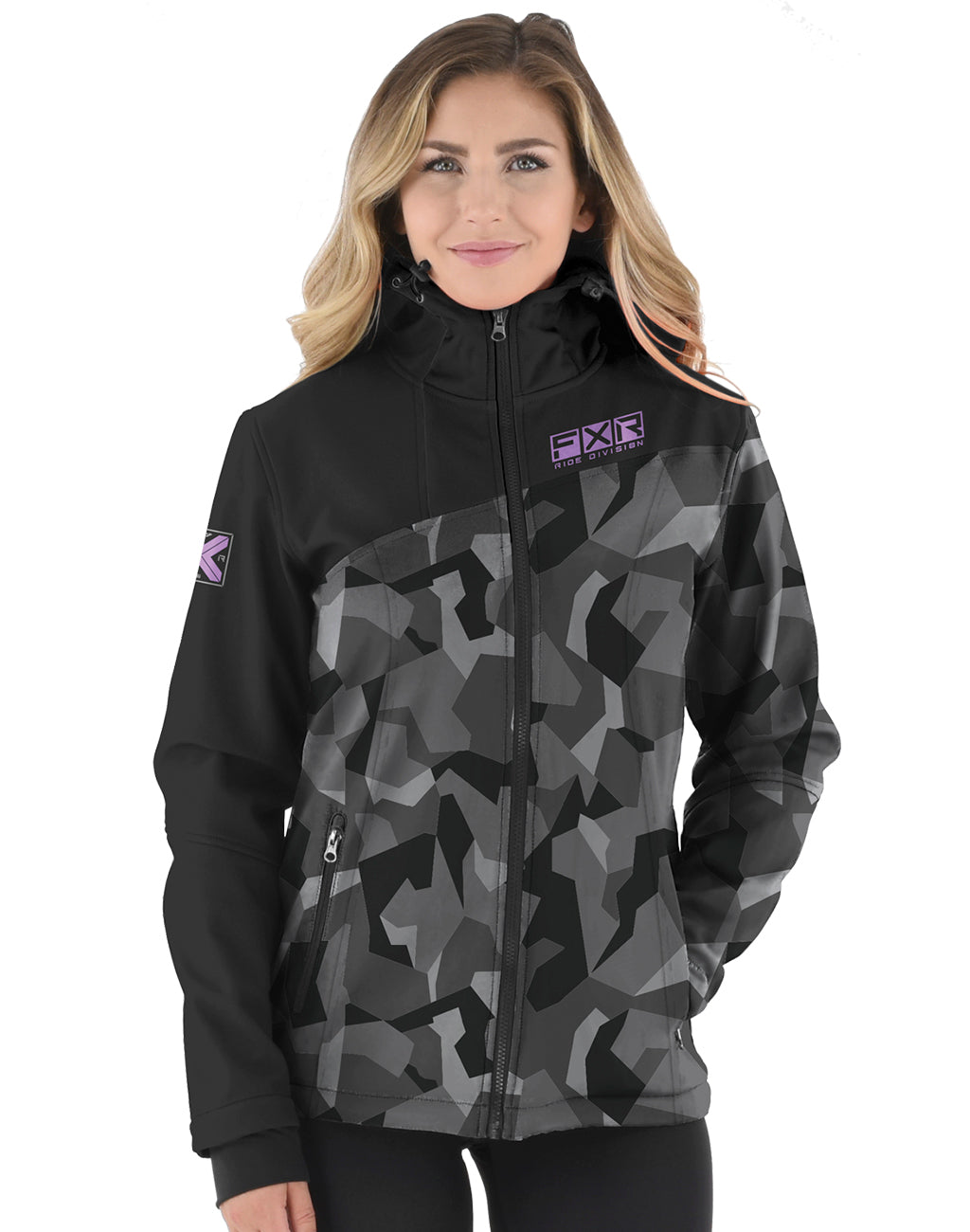 Women's FXR Maverick Softshell Jacket