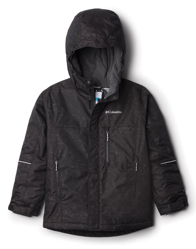 Boy's Columbia Mighty Mogul Jacket