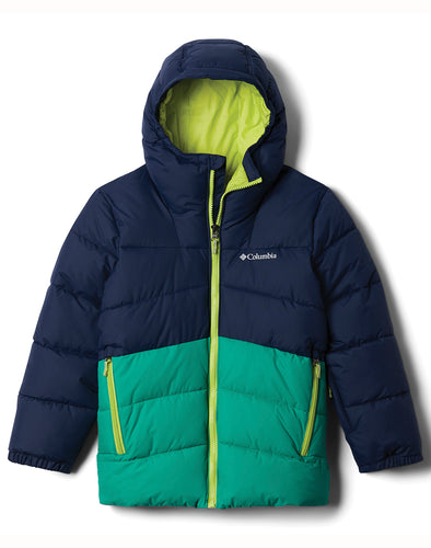 Boy's Columbia Arctic Blast Jacket