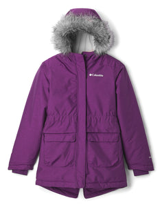 Girl's Columbia Nordic Strider Jacket