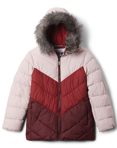 Girl's Columbia Arctic Blast Jacket