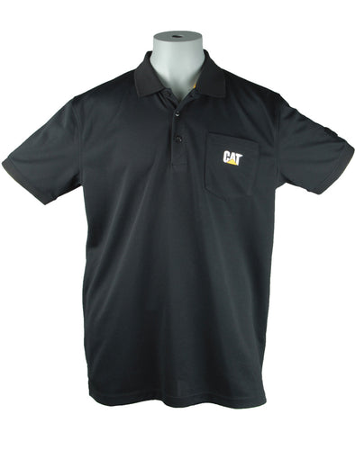 Men's Cat Performance Polo