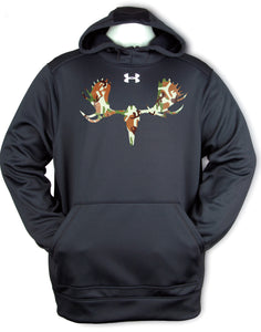 Under Armour Moose Antler Camo Pullover