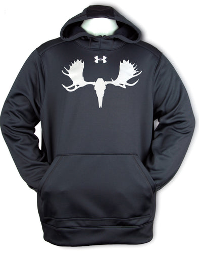 Under Armour Moose Antler White Pullover