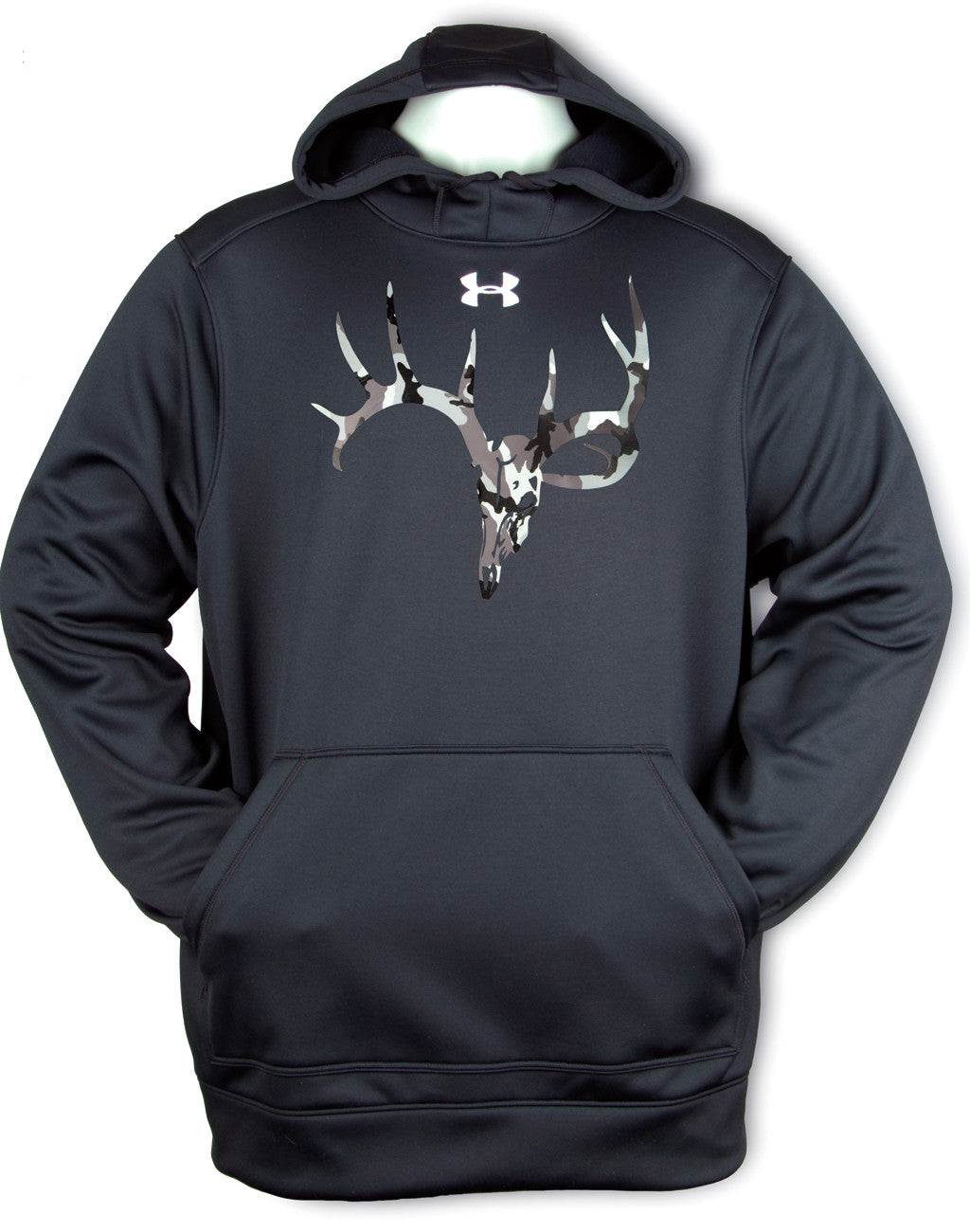 a39bf49d2 Under Armour Deer Antler Camo Pullover | Winnipeg Outfitters