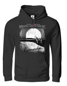 Midnight Moon Howl Pullover