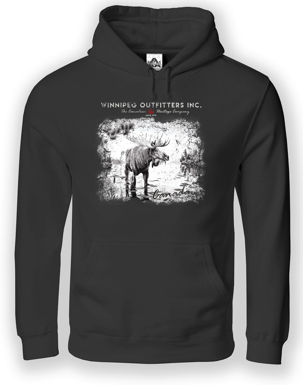 Monarch Of The North Pullover