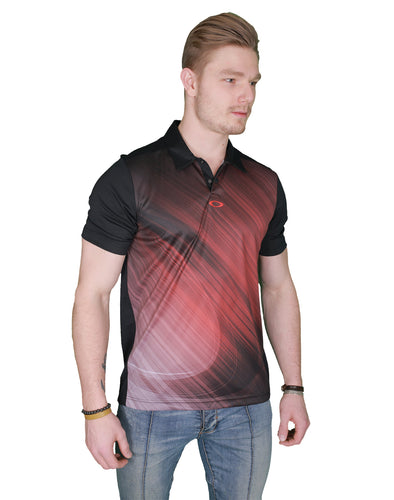 Men's Oakley Exploded Ellipse Polo