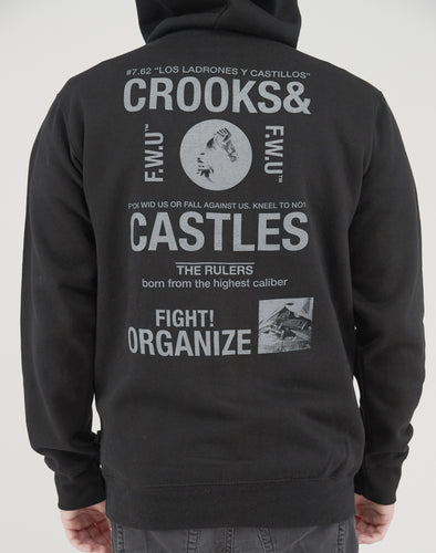 Men's C&C Headlines Hoody