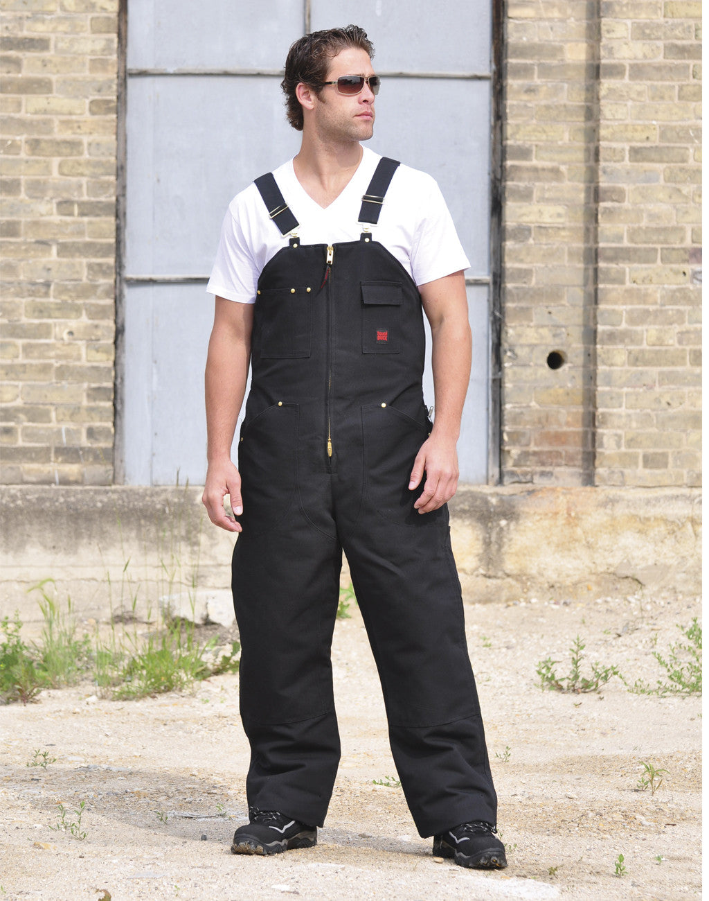 Richlu Insulated Bib Overall