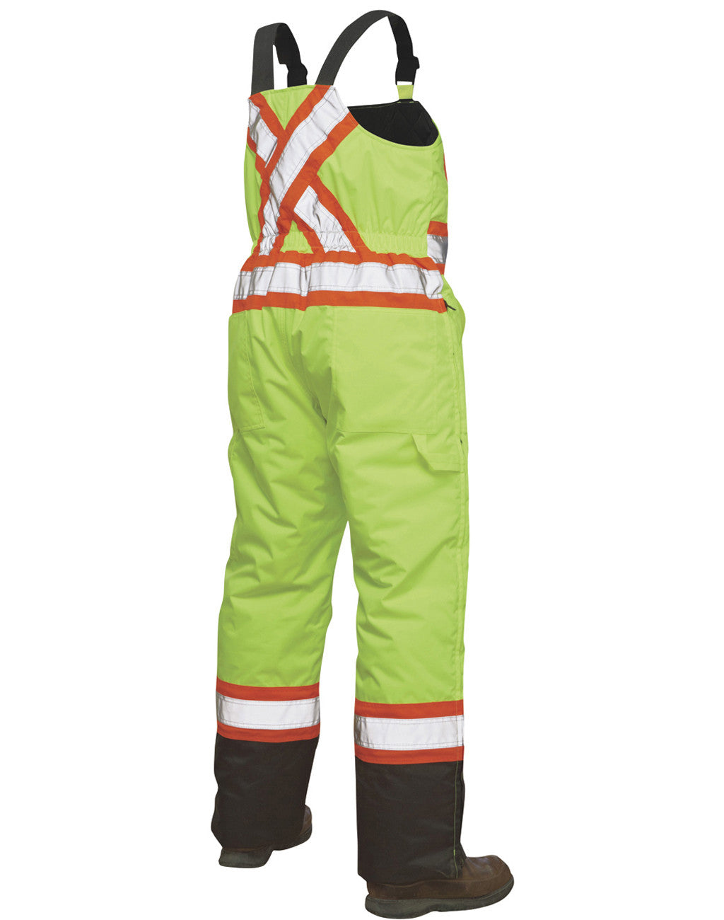 Men's Richlu Lined Insulated Bib Overall