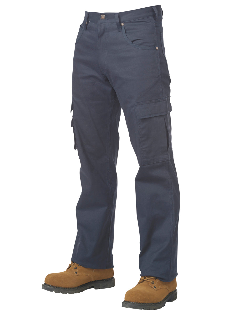 Men's Tough Duck Twill Cargo Pant