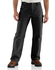 Men's Carhartt Duck Work Dungaree Pant