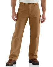 Load image into Gallery viewer, Men's Carhartt Duck Work Dungaree Pant