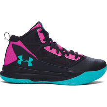 Load image into Gallery viewer, Girl's Under Armour Jet Mid Shoe
