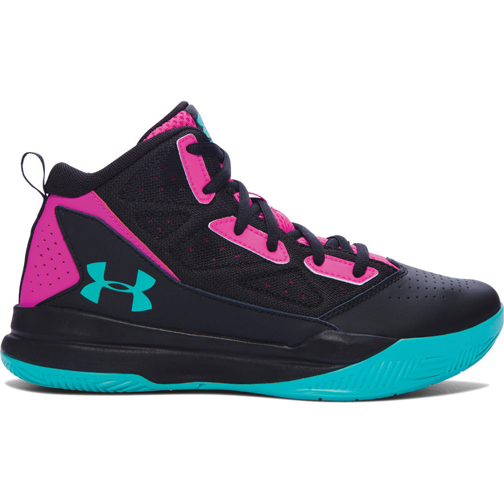Girl's Under Armour Jet Mid Shoe