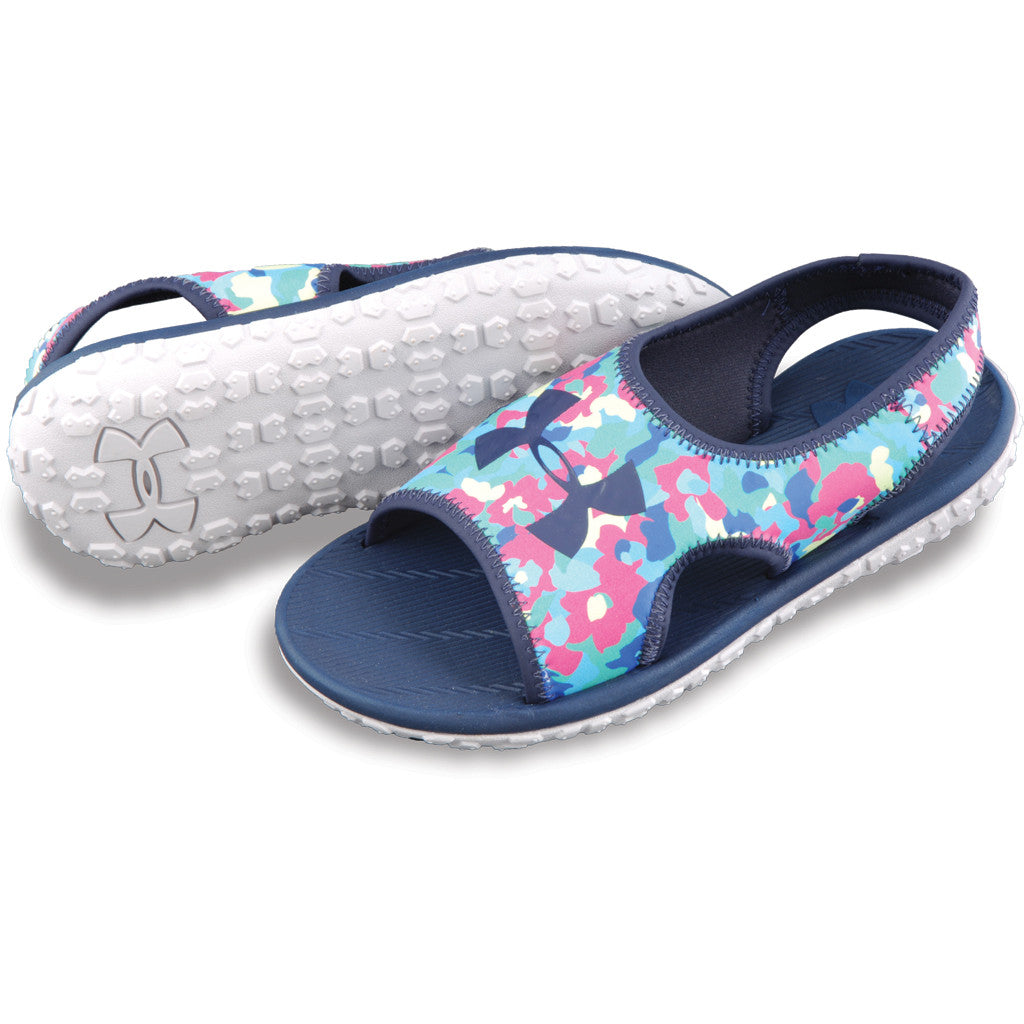 buy online 65dbf 60acf Girl's Under Armour Fat Tire Sandal