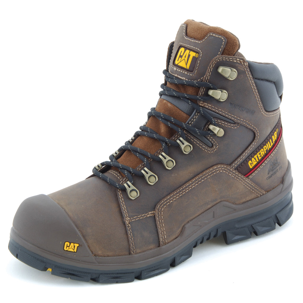 Men's Cat Struts WP TX CSA Boot